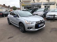 USED 2015 15 CITROEN DS4 1.6 THP DSPORT 5d 197 BHP ONLY 1 OWNER FROM NEW