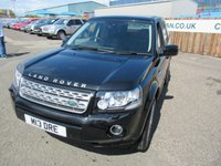 2013 LAND ROVER FREELANDER 2.2 SD4 HSE LUXURY 5d AUTO 190 BHP £15995.00