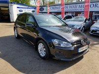 USED 2014 64 VOLKSWAGEN GOLF 1.6 BLUEMOTION TDI 5d 108 BHP 0%  FINANCE AVAILABLE ON THIS CAR PLEASE CALL 01204 393 181