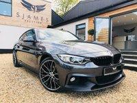 USED 2016 16 BMW 4 SERIES 3.0 430D M SPORT 2d AUTO 255 BHP