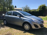 USED 2011 11 VAUXHALL CORSA 1.2 S A/C 5d  WITH SERVICE HISTORY NO DEPOSIT HP FINANCE ARRANGED , APPLY HERE NOW