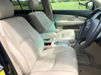 USED 2005 55 LEXUS RX 3.3 400H SE CVT HYBRID AUTO 208 BHP 5 DR 4X4 ESATET +SAT NAV+SUNROOF+PRIVACY+