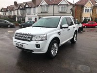 USED 2011 61 LAND ROVER FREELANDER 2.2 SD4 HSE 4X4 5dr SUNROOF/SAT NAY