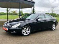 2007 MERCEDES-BENZ CLS CLASS 3.0 CLS320 CDI AUTO 222 BHP 4 DR COUPE £7495.00