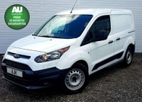 USED 2017 17 FORD TRANSIT CONNECT 1.5 240 P/V 1d 100 BHP