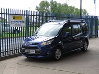2016 FORD GRAND TOURNEO CONNECT 1.5 TITANIUM TDCI 5d Sat nav Pan roof Rear park camera £13695.00