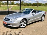 2005 MERCEDES-BENZ SL 3.7 SL350 AUTO 245 BHP 2DR CONVERTIBLE (FACE LIFT) £SOLD