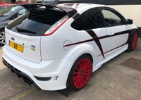 USED 2009 59 FORD FOCUS RS 2.5 3DR MOUNTUNE MR375, VIPER ALARM SYSTEM FSH, DYNAMICA RECAROS & NEW CAMBELT/WATERPUMP