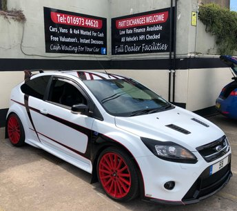 2009 FORD FOCUS RS 2.5 3DR MOUNTUNE MR375, VIPER ALARM SYSTEM £19850.00