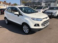 USED 2016 65 FORD ECOSPORT  1.5 Ti-VCT Zetec Powershift 5dr LOW MILES