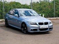 2010 BMW 3 SERIES 2.0 318D M SPORT BUSINESS EDITION 4d 141 BHP