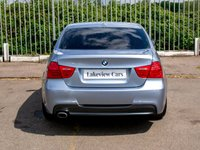 USED 2010 10 BMW 3 SERIES 2.0 318D M SPORT BUSINESS EDITION 4d 141 BHP