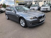 USED 2012 62 BMW 5 SERIES  2.0 520i SE Touring 5dr RARE PETROL TOURING