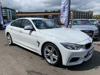 2015 BMW 4 SERIES 420D M SPORT GRAN COUPE 4d AUTO 188 BHP £17495.00
