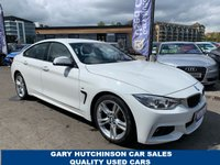 USED 2015 BMW 4 SERIES 420D M SPORT GRAN COUPE 4d AUTO 188 BHP