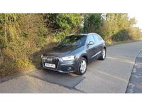 USED 2013 13 AUDI Q3  2.0 TDI S Line S Tronic Quattro 5dr SAT NAV/FULL LEATHER