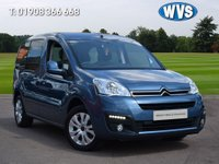 2016 CITROEN BERLINGO MULTISPACE 1.6 BLUEHDI FEEL EDITION 5d 98 BHP £9499.00