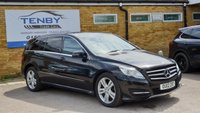 USED 2012 12 MERCEDES-BENZ R CLASS 3.0 R350 CDI 4MATIC 5d AUTO 265 BHP