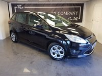 USED 2011 11 FORD GRAND C-MAX 1.6 ZETEC TDCI 5d 114 BHP