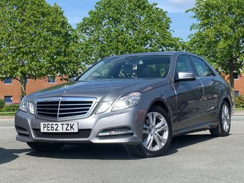 2012 MERCEDES-BENZ E CLASS 2.1 E220 CDI BLUEEFFICIENCY S/S AVANTGARDE 4d AUTO 170 BHP £7699.00