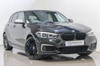 USED 2018 18 BMW 1 SERIES M140I SHADOW EDITION 5d AUTO 335 BHP