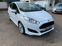 USED 2014 14 FORD FIESTA 1.0 ZETEC S 3d 124 BHP ** NOW SOLD ** NOW SOLD **