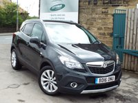 USED 2016 16 VAUXHALL MOKKA 1.6 SE CDTI 5d AUTO 134 BHP One Former Owner DIESEL AUTOMATIC