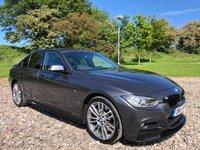 2015 BMW 3 SERIES 3.0 335D XDRIVE M SPORT 4d AUTO 309 BHP £21995.00