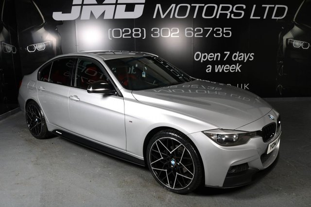 2014 14 BMW 3 SERIES 320D XDRIVE M SPORT AUTO 181 BHP (FINANCE AND WARRANTY)
