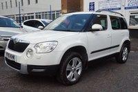2010 SKODA YETI 2.0 SE TDI CR 5d 109 BHP £5499.00