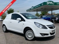USED 2010 10 VAUXHALL CORSA 1.2 SPECIAL FLEET CDTI 1d AUTO 90 BHP AUTOMATIC, Direct BT, Air Conditioning, Service History, Finance Arranged.