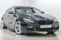 2015 BMW 6 SERIES GRAN COUPE