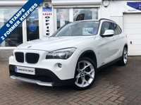 USED 2010 10 BMW X1 2.0 SDRIVE18D SE 5d 141 BHP SUPPLIED WITH 12 MONTHS MOT, LOVELY CAR TO DRIVE