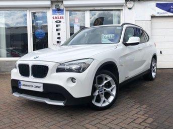 2010 BMW X1 2.0 SDRIVE18D SE 5d 141 BHP £6475.00