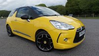 2013 CITROEN DS3 1.6 E-HDI DSTYLE PLUS 3d 90 BHP £4500.00