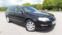 USED 2006 06 VOLKSWAGEN PASSAT 2.0 TDI SE 5d 138 BHP AIR-CONDITIOINING, ALLOY-WHEELS, REMOTE LOCKING, CD-PLAYER, ELECTRIC WINDOWS, ELECTRIC MIRRORS, PARKING SENSORS, CLEAN EXAMPLE, SUPERB FAMILY MOTORING, FINANCE AVAILABLE