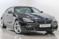 2016 BMW 6 SERIES GRAN COUPE