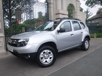 USED 2015 15 DACIA DUSTER 1.5 AMBIANCE DCI 5d 107 BHP ****FINANCE ARRANGED****PART EXCHANGE WELCOME***1OWNER*DACIA SH*BLUETOOTH*USB*CLIMATE*ECO MODE*2KEYS