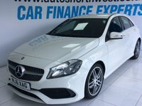 USED 2016 16 MERCEDES-BENZ A CLASS 1.5 A 180 D AMG LINE 5d 107 BHP