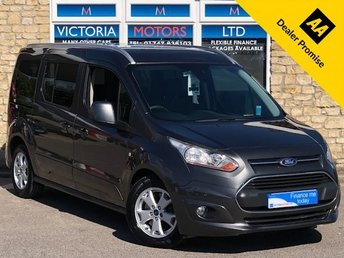 2015 FORD GRAND TOURNEO CONNECT