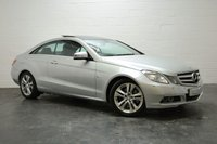 USED 2010 10 MERCEDES-BENZ E CLASS 2.1 E250 CDI BLUEEFFICIENCY SE 2d 204 BHP FULL SERVICE HISTORY + SAT NAV