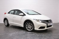 USED 2013 13 HONDA CIVIC 1.8 I-VTEC SE 5d 140 BHP JUST BEEN SERVICED + GREAT CONDITION