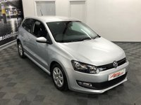 USED 2012 12 VOLKSWAGEN POLO 1.2 BLUEMOTION TDI 3d 74 BHP