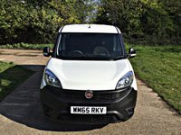 USED 2015 65 FIAT DOBLO 1.2 16V MULTIJET 1d 90 BHP NEW MOT AND SERVICE, 1 OWNER,