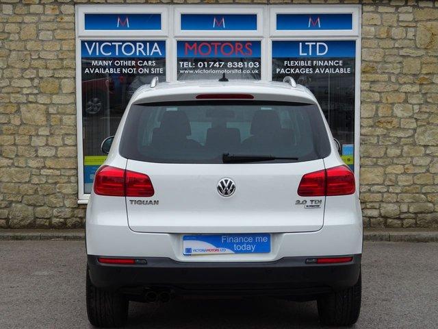 VOLKSWAGEN TIGUAN at Victoria Motors Ltd
