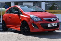 USED 2013 62 VAUXHALL CORSA 1.2 LIMITED EDITION 3d 83 BHP NO DEPOSIT FINANCE AVAILABLE