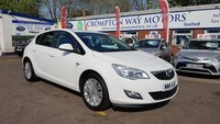USED 2011 11 VAUXHALL ASTRA 1.6 EXCITE 5d 113 BHP 0%  FINANCE AVAILABLE ON THIS CAR PLEASE CALL 01204 393 181
