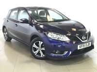 USED 2015 15 NISSAN PULSAR 1.5 VISIA DCI 5d 110 BHP 1 OWNER | BLUETOOTH | AIR CON
