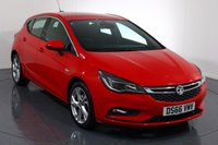 USED 2016 66 VAUXHALL ASTRA 1.6 SRI CDTI S/S 5d 134 BHP 2 OWNERS From New **STUNNING**