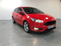 USED 2017 67 FORD FOCUS FORD FOCUS 1.0 T ECOBOOST TITANIUM X (S/S) 5DR